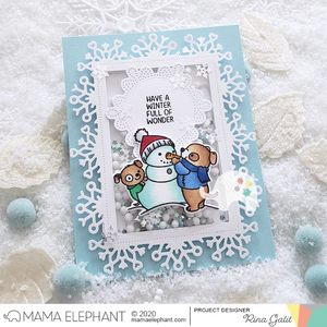 Snow Much Fun - Creative Cuts