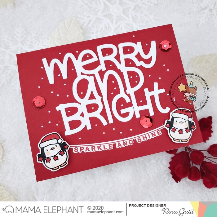 Big Merry and Bright - Creative Cuts