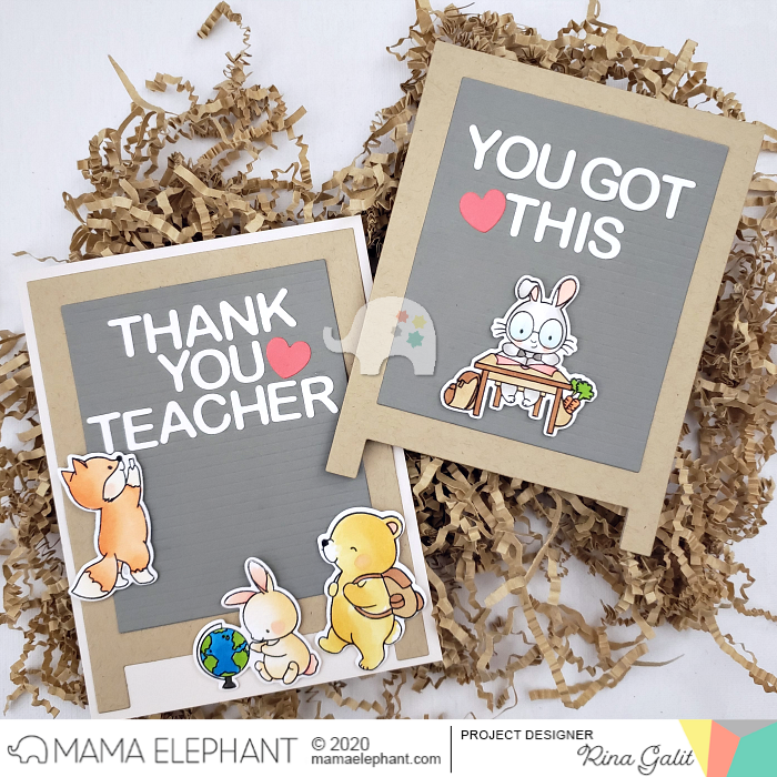 Mama Elephant - Clear Stamps. Creative Die Cuts. Pigment Ink Pads.