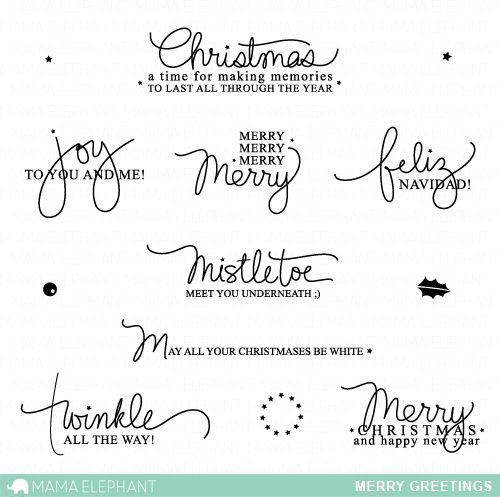 Holiday Greeting Quotes For Business: MERRY GREETINGS