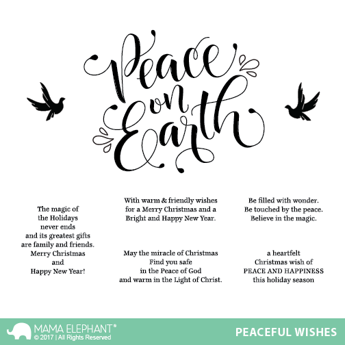 PEACEFUL WISHES