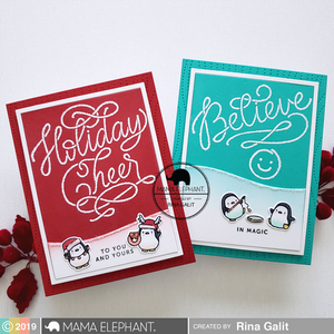 Little Penguin Agenda Creative Cuts
