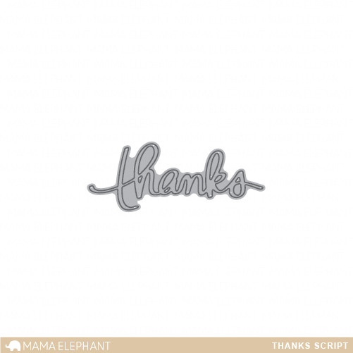 Thanks Script - Creative Cuts