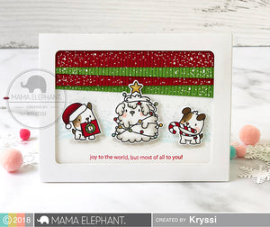 Yappy Woofmas - Creative Cuts