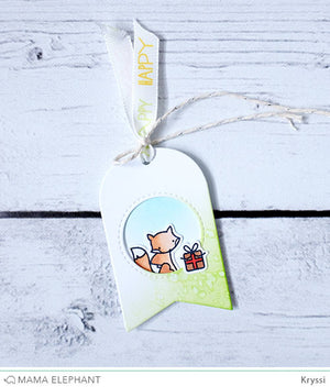 Framed Tags - Madison Avenue - Creative Cuts