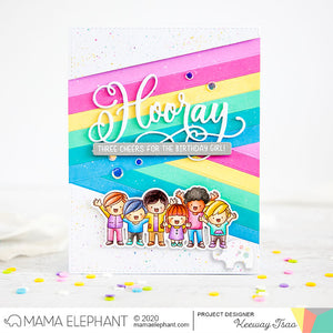 Hooray Wishes - Creative Cuts
