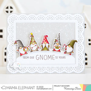 Framed Tags - Doily Lace - Creative Cuts