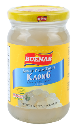 Sugar Palm (Kaong) - White