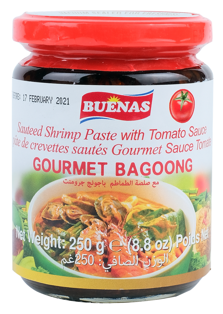 Gourmet Bagoong with Tomato