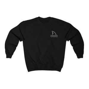No Fins No Future, Save Sharks Sweatshirt