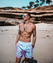 Load image into Gallery viewer, OceansDose Color Changing Swim Trunks