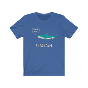 I Love Salad, Sharkasm T-Shirt