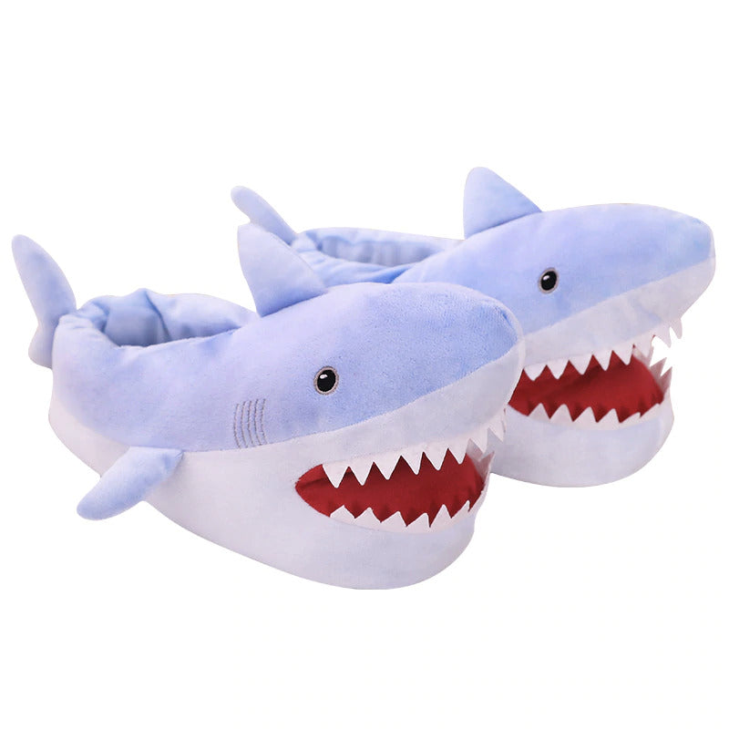 Shark Mule Slippers