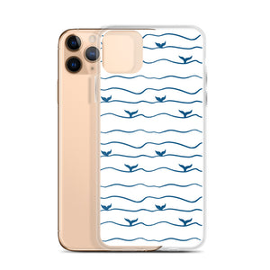 Whale Tail iPhone Case