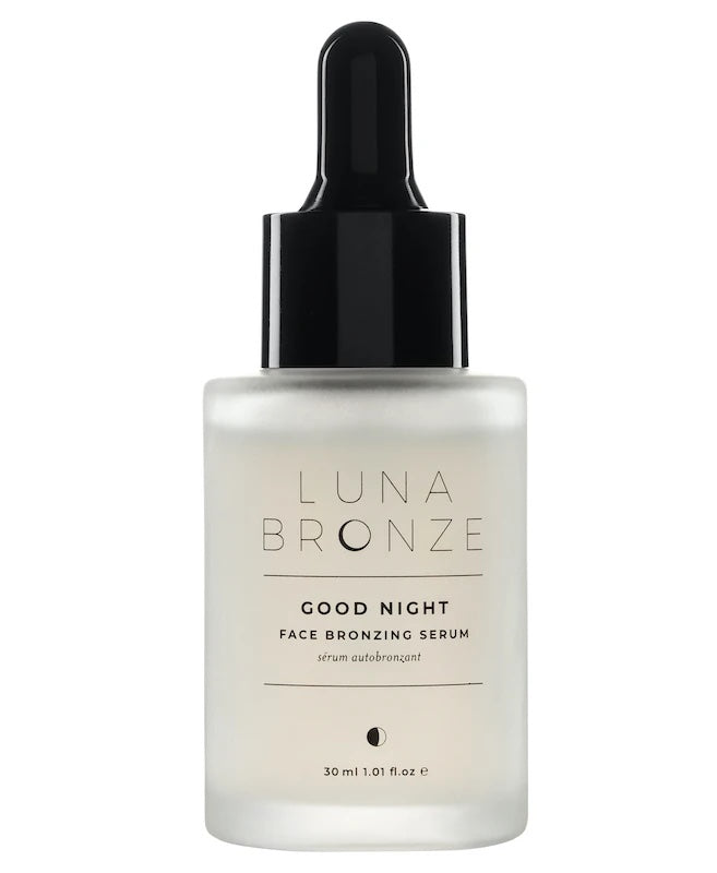 Good Night Face Bronzing Serum