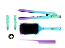 Load image into Gallery viewer, Aria Beauty Unicorn Super Glam Hair Styling Set (Limited Edition)