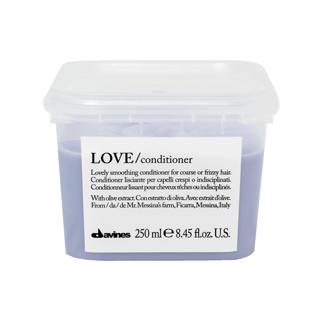Love Curl Smoothing Conditioner