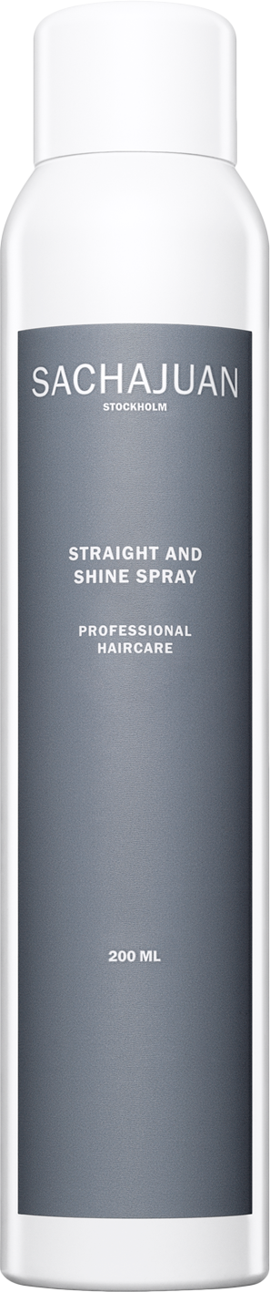 Straight + Shine Spray