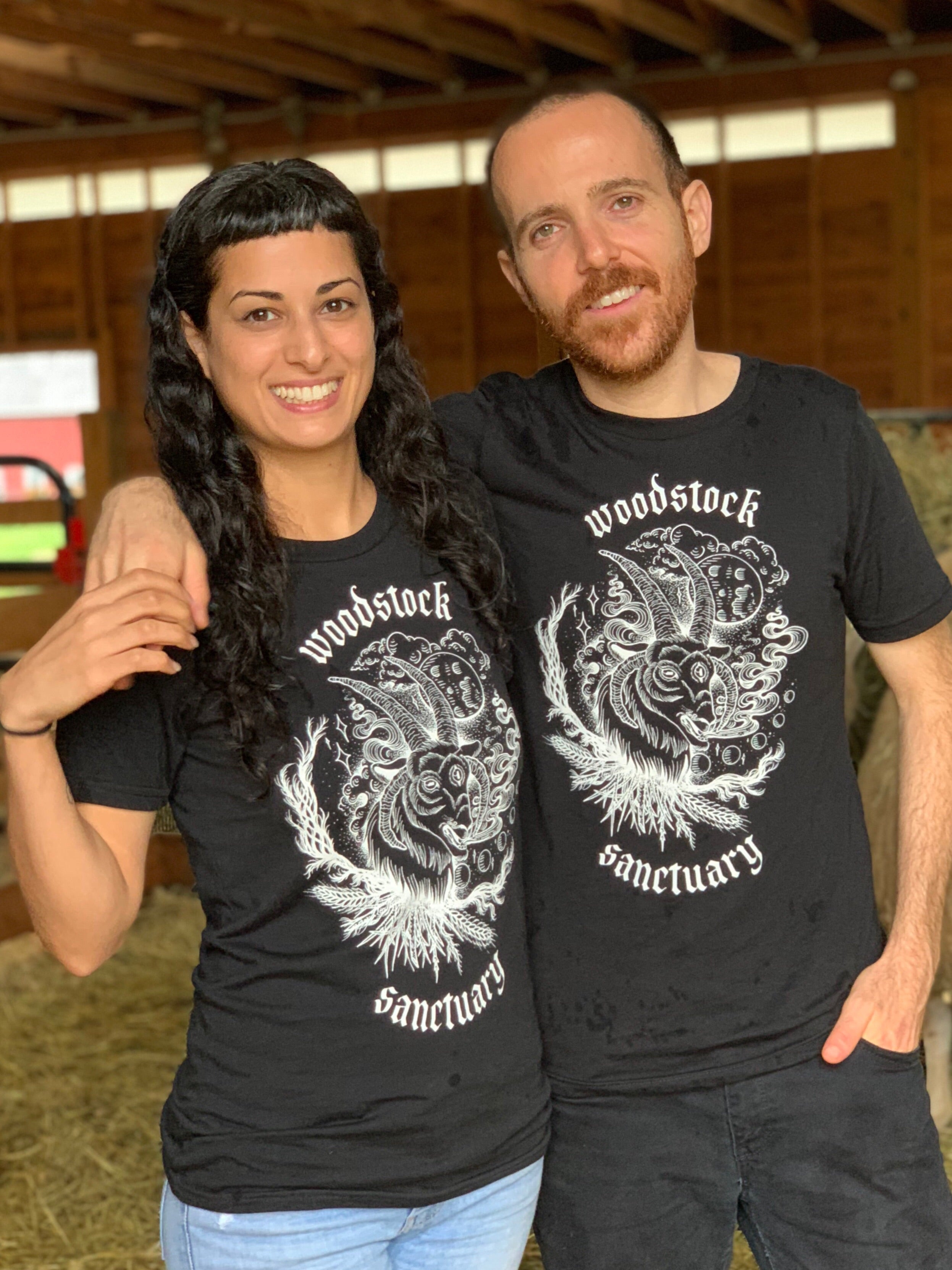 GRISTLE x WOODSTOCK SANCTUARY Collab Shirt