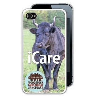 iCare - iPhone Case - Ralphie the Steer  - SIZE 4 & 4S NOW 50% OFF!!