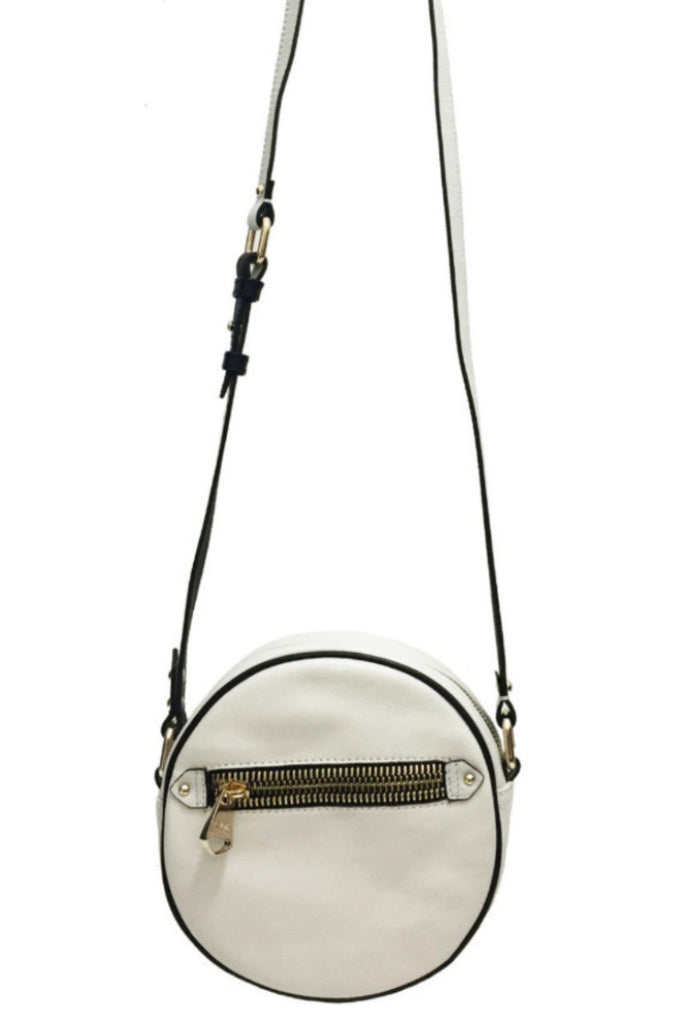 Lottie Crossbody White