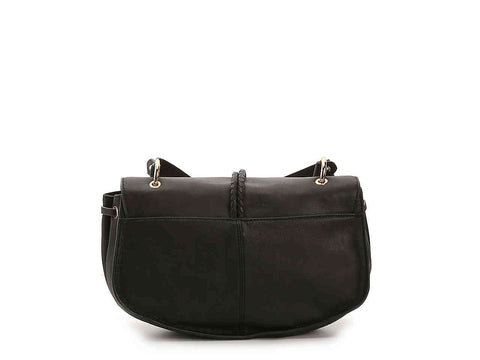 Delancy Shoulder Bag | Black