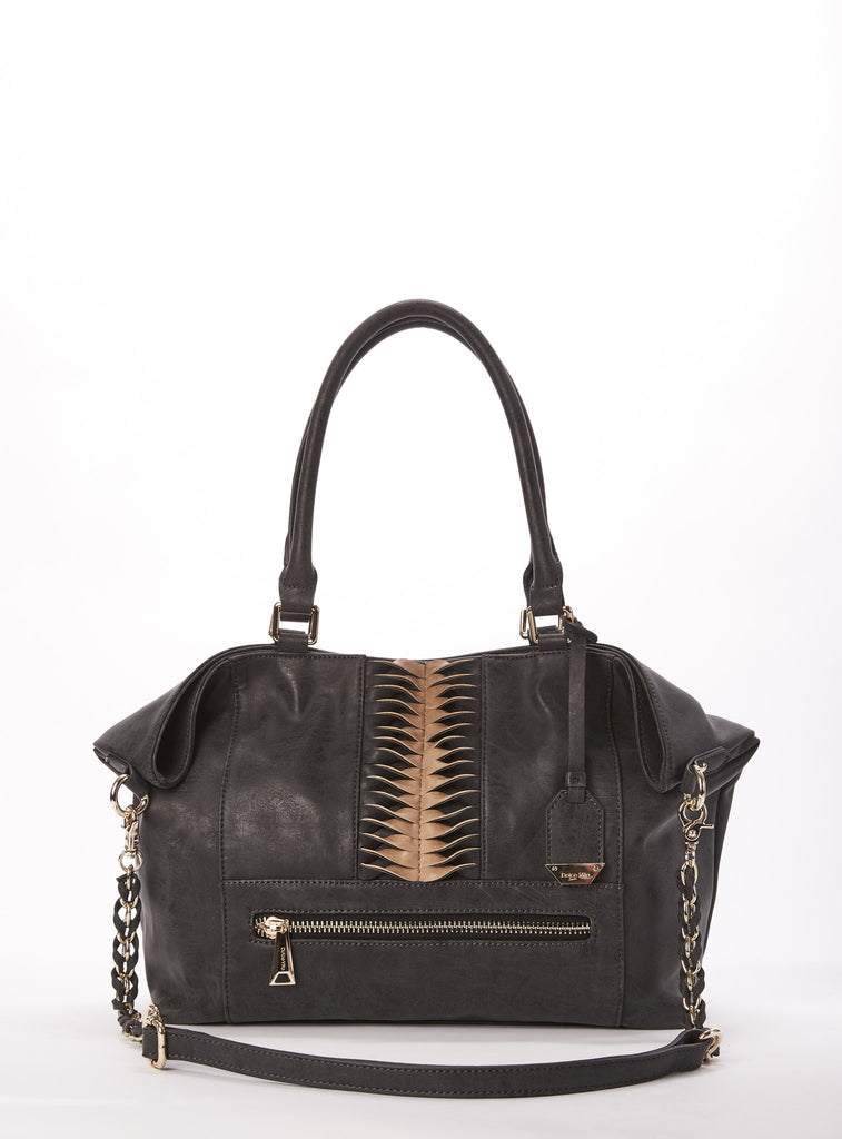 Chase Tote in Black