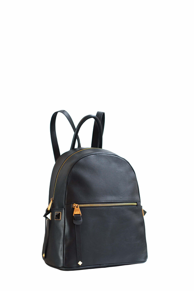 Greenwich Backpack | BLACK