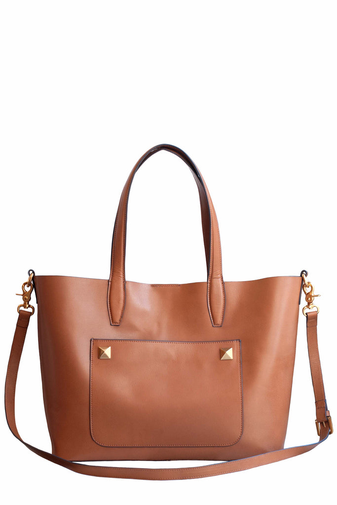 Greenwich Tote | BROWN