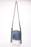 Cali Crossbody in Dusty Blue