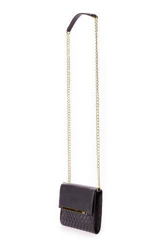 Mira Crossbody in Black