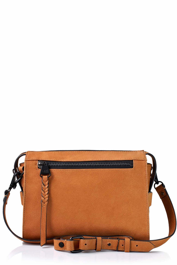 Small Crossbody Satchel | Toffee (Brown)