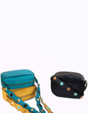 Perry Camera Bag | TEAL