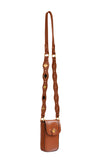 Perry Phone Crossbody | BROWN