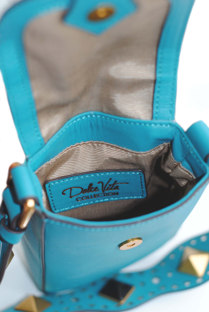 Perry Phone Crossbody | TEAL