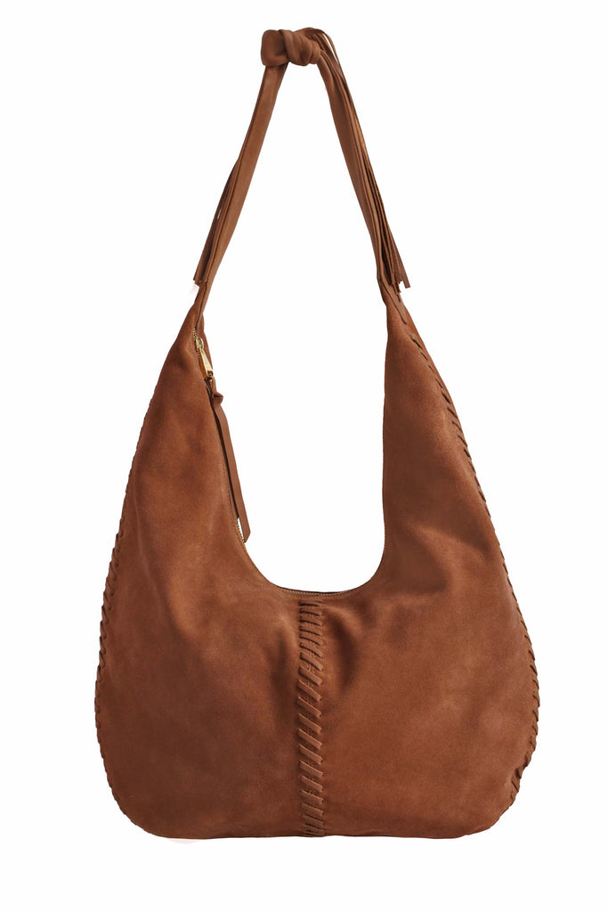 Monroe Hobo | Cognac (Brown)