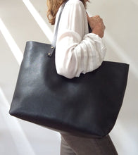 Load image into Gallery viewer, Leather Tote Bag - Bel