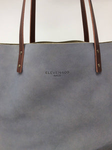 Leather Tote Bag - Bel XL