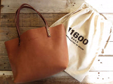 Load image into Gallery viewer, SALE 40% Off Tote bag, Full grain leather totebag. handmade with the highest quality full-grain spanish leather. Bol