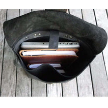 Load image into Gallery viewer, Leather Backpack - Handmade. Bilbao