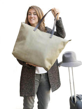 Load image into Gallery viewer, Leather Tote Bag - Bel XL