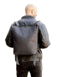 Leather Handmade Backpack - Laptop Bag Berlín