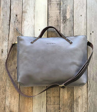 Load image into Gallery viewer, Leather Laptop / Tote Bag - Mile