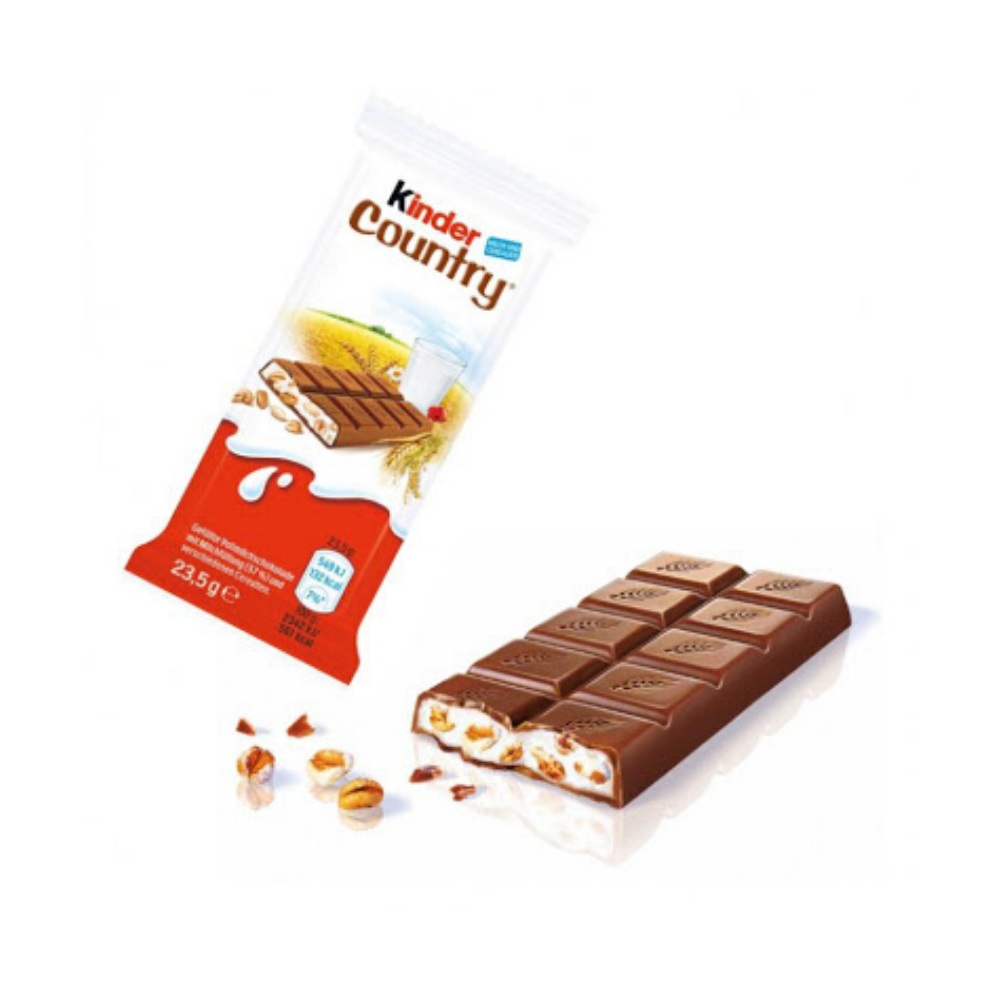 Kinder Country tyčinka 23,5g | mňamBOX