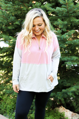 Jadelynn Brooke: Boyfriend Pullover Cowl Neck Sweater {Black}