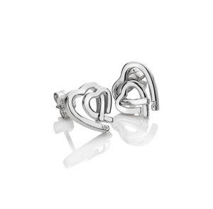 Hot Diamonds Amore Hearts Earrings