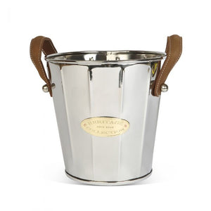 Heritage Leather Handled Wine Cooler