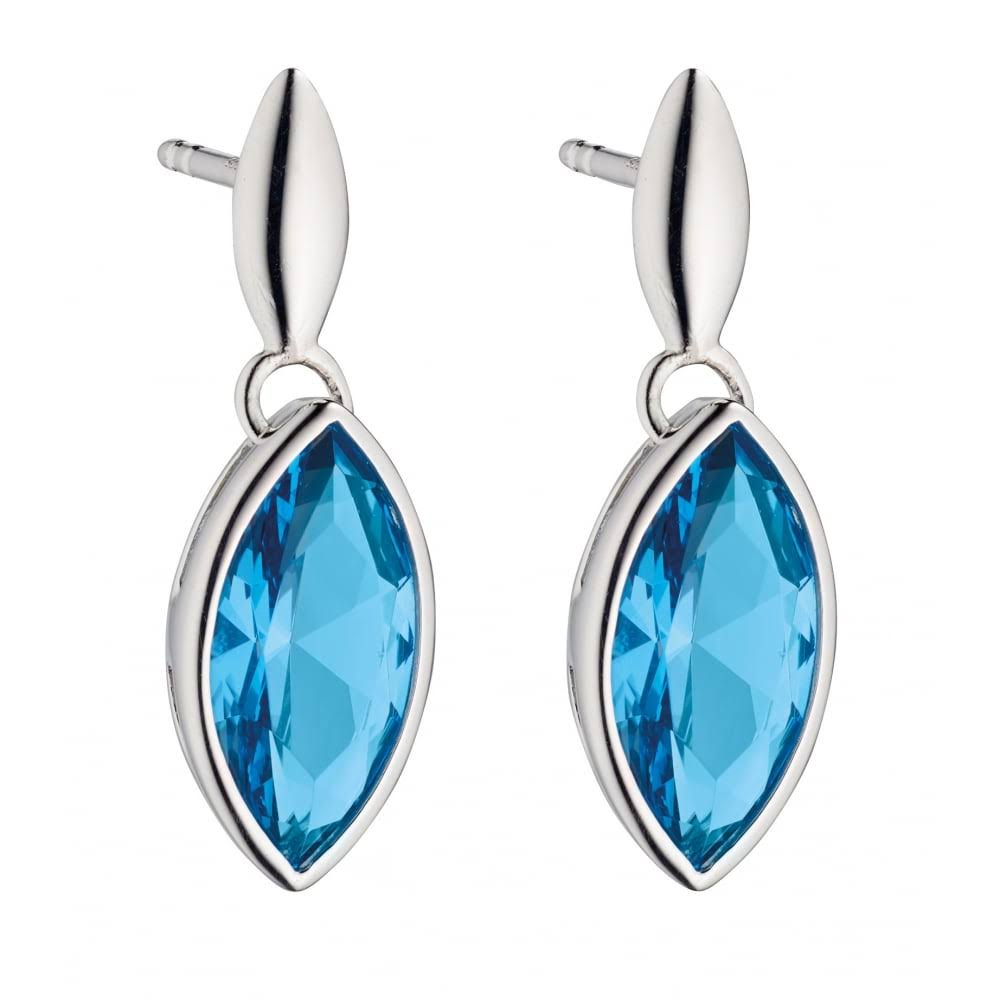 Fiorelli Marquise Created Nano Crystal Drop Earring Earrings