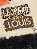 Leopard and Louis Tee