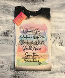 See The Rainbows Tee